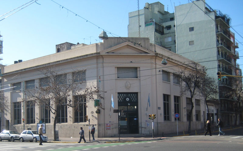 Historia sucursales museo banco provincia for Sucursales provincia
